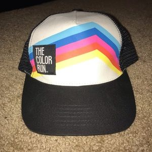 The Color Run Hat